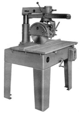 delta rockwell   radial arm  instructions