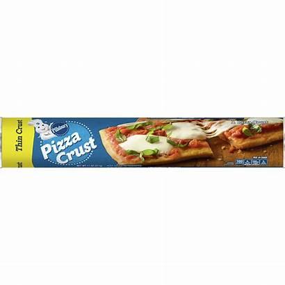 Crust Pizza Pillsbury Thin