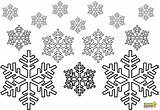 Snowflake Coloring Pages Adults Snow Fair Colouring Printable Christmas Winter Printables Preschoolers Snowing Kiddycharts Everfreecoloring Popular Coloringhome sketch template