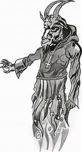 Demon Japonais Dessin : dessin diable blog de skull ~ Maxctalentgroup.com Avis de Voitures