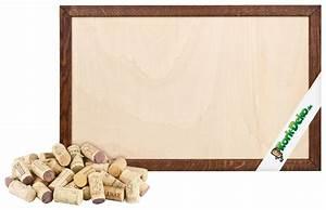 Pinnwand Selber Bauen : pinnwand aus korken selber bauen gebrauchte weinkorken ~ Lizthompson.info Haus und Dekorationen