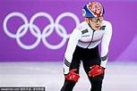高清:林孝俊夺短道速滑1500m冠军 仰天怒吼庆祝