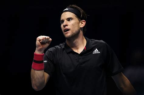 Dominic Thiem remains upbeat despite ATP Finals loss, says ...