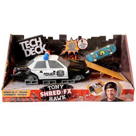 Tony Hawk Tech Deck Set by Tony Hawk Sound R From Spin Master Wwsm