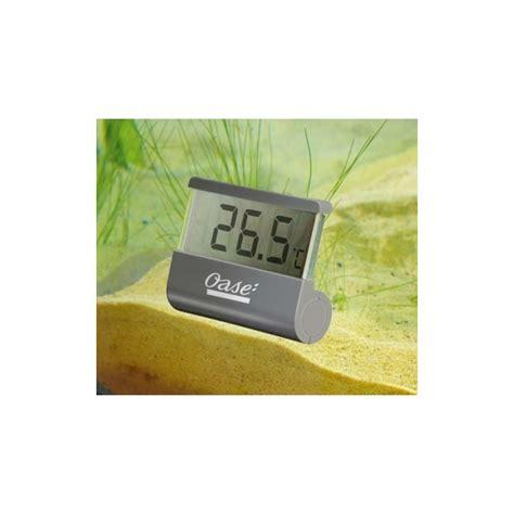 Termometer Digital Aquarium oase digital thermometer for aquariums