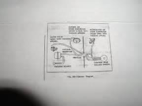 1972 Ac Vacuum Line Routing - The 1947