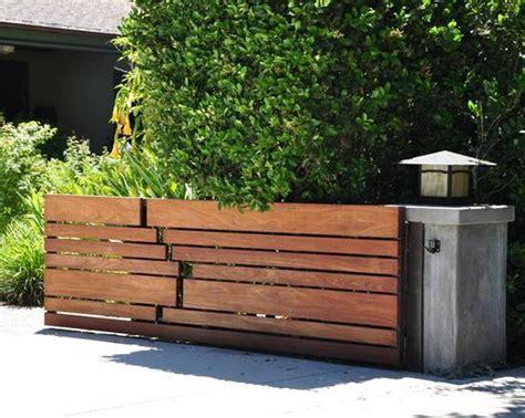 image result  modern wood fence fence pinterest