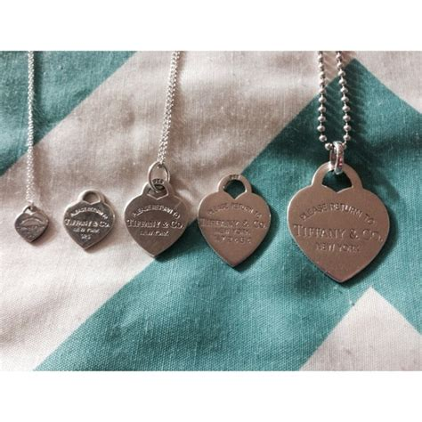 real tiffany ls for sale tiffany co authentic tiffany co heart sizes for