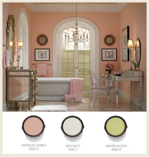 Behr Bathroom Colors by Colorfully Behr Bathroom Color Splendor