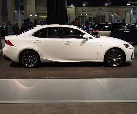2018 Lexus Is  Just Limited Changes Anticipated