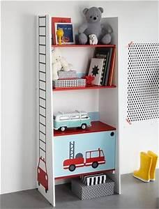 Kinderzimmer Aufbewahrung Ideen : kinderzimmer feuerwehr deko ~ Markanthonyermac.com Haus und Dekorationen