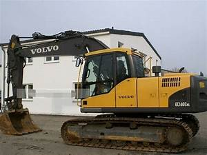 Volvo Ec160c Nl Ec160cnl Excavator Service Repair Manu
