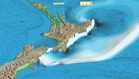 Video shows New Zealand's east coast devastated by 12m ...