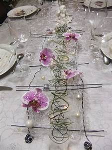 Art Floral Centre De Table Noel : centre de table noel ou nouvel an creadisa ~ Melissatoandfro.com Idées de Décoration