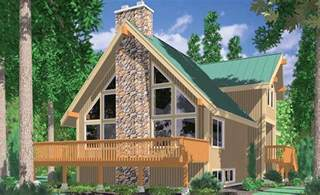 a frame house plans vacation house plans masonry fireplace - A Frame House Plans With Basement