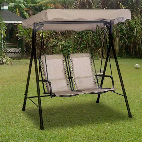 home 2 seater comfort swing replacement canopy