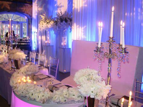 winter wedding decor lavishfantasyevents