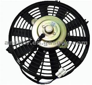 New Auto Car Ac Air Conditioning Parts  Units Electric Fans