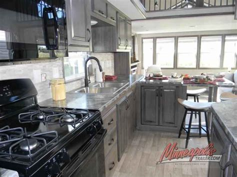 islands for the kitchen 2018 new kropf industries island series 4856 park model in 4856