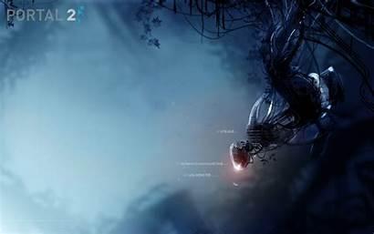 Portal Glados Games Wallpapers Desktop Backgrounds Mobile
