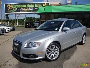 Audi A4 2008 : 2008 audi a4 2 0t quattro s line sedan in light silver ~ Dallasstarsshop.com Idées de Décoration