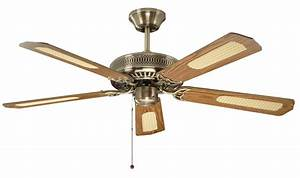 Fantasia classic antique brass ceiling fan