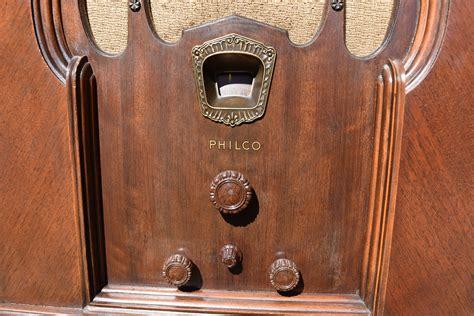Philco Radio 71 Cathedral   Antique Radios   Vintage Audio ...
