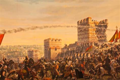 marmara siege geriatric gapper walking the walls of constantinople