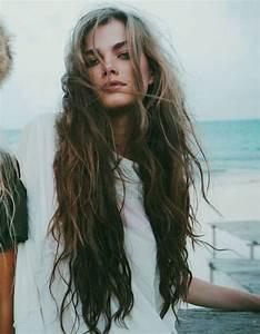 Coupe Cheveux Tres Long : coupe de cheveux pour cheveux long hiver 2016 coiffure ~ Melissatoandfro.com Idées de Décoration