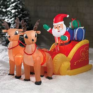 1000+ images about Santa and Reindeer Outdoor Decorations