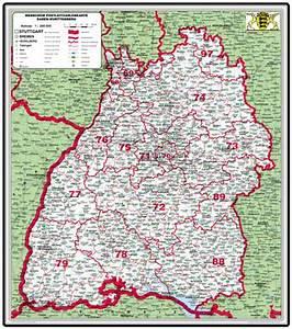 Postleitzahl Baden Baden : plz karte baden w rttemberg jooptimmer ~ Orissabook.com Haus und Dekorationen