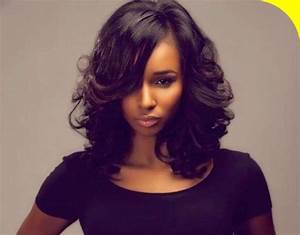 Medium Length Black Hairstyles - Hairstyle New Ideas ...