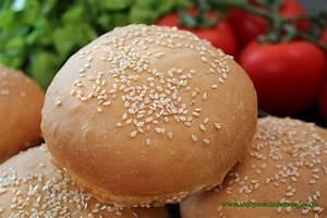 Four A Pain Maison : pain hamburger maison les joyaux de sherazade ~ Premium-room.com Idées de Décoration