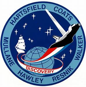 Space Shuttle Discovery Logo (page 3) - Pics about space