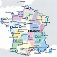Geography of France - FrenchCrazy