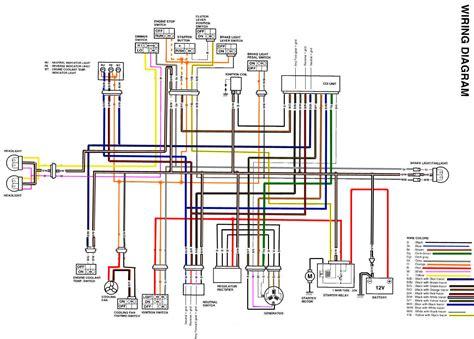 Kawasaki Mule 400 Wiring Diagram Free by Light Suzuki Z400 Forum Z400 Forums