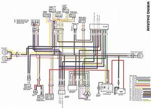 Suzuki Quadsport Z400 Wiring Diagram