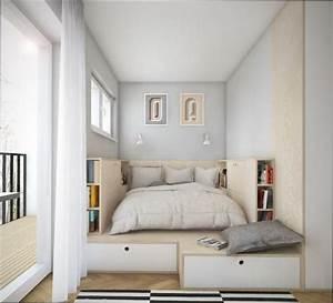 chambre deco deco chambre adulte petite With deco petite chambre adulte