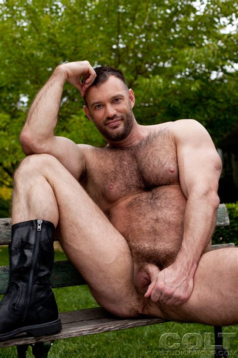 Hairy Gay Porn Image 8117