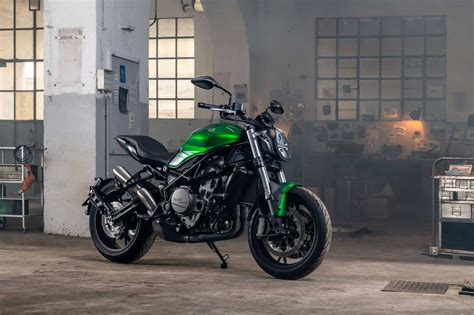 Benelli Leoncino Wallpapers by Production Spec Benelli 752s Revealed Ahead Of Eicma 2018