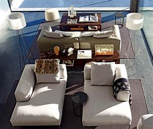 modern furnishing from bb italia home decorating guru With separate sectional sofa pieces