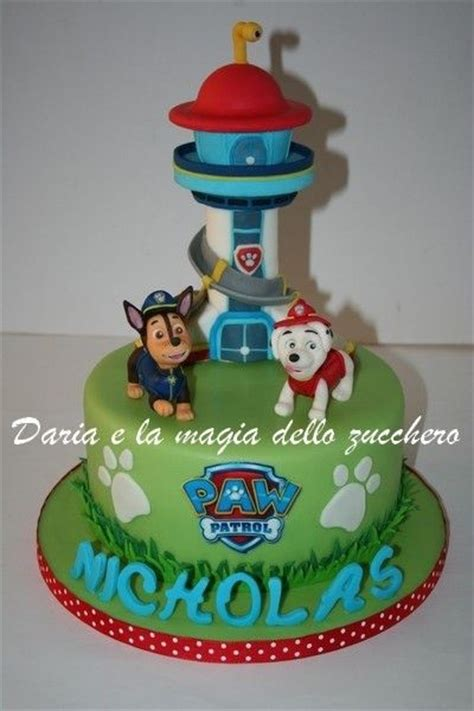 17 best images about paw patrol cakes pinterest cakes paw patrol cake toppers and occasion