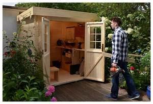 Petit Abri De Jardin Bois : petit abri de jardin pas cher ~ Dailycaller-alerts.com Idées de Décoration