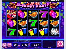 Play Super Jackpot Party FREE Slot WMS Casino Slots Online