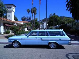 64 Custom Ranch Wagon - Ford Fairlane 500