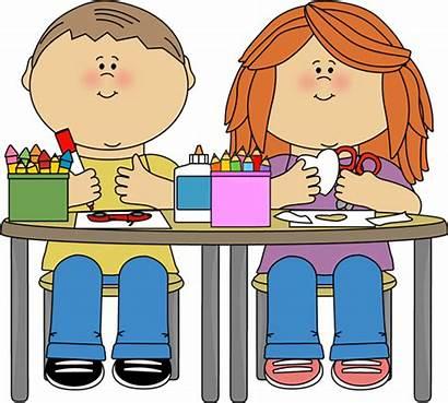 Classroom Clipart Library Clip Preschool Graphics