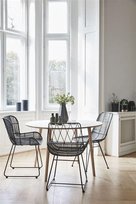 moderne schreibtische günstig moderner rattanstuhl mit armlehnen schwarz rattanstuhl stuhl nordic living home st 252 hle