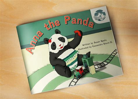 Reading Nooks Set by Decodable Home Reading Book The Panda Sensory