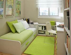 9, Clever, Ideas, For, A, Small, Bedroom