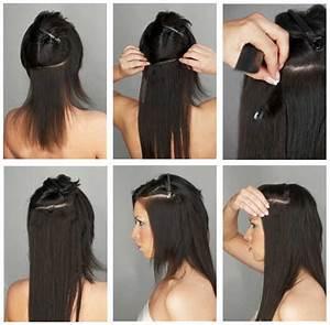 Clip In Hair Extensions Vs Tape Hair Extensions ZALA Hair